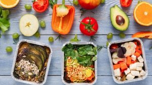 Golden rules of following a meal plan