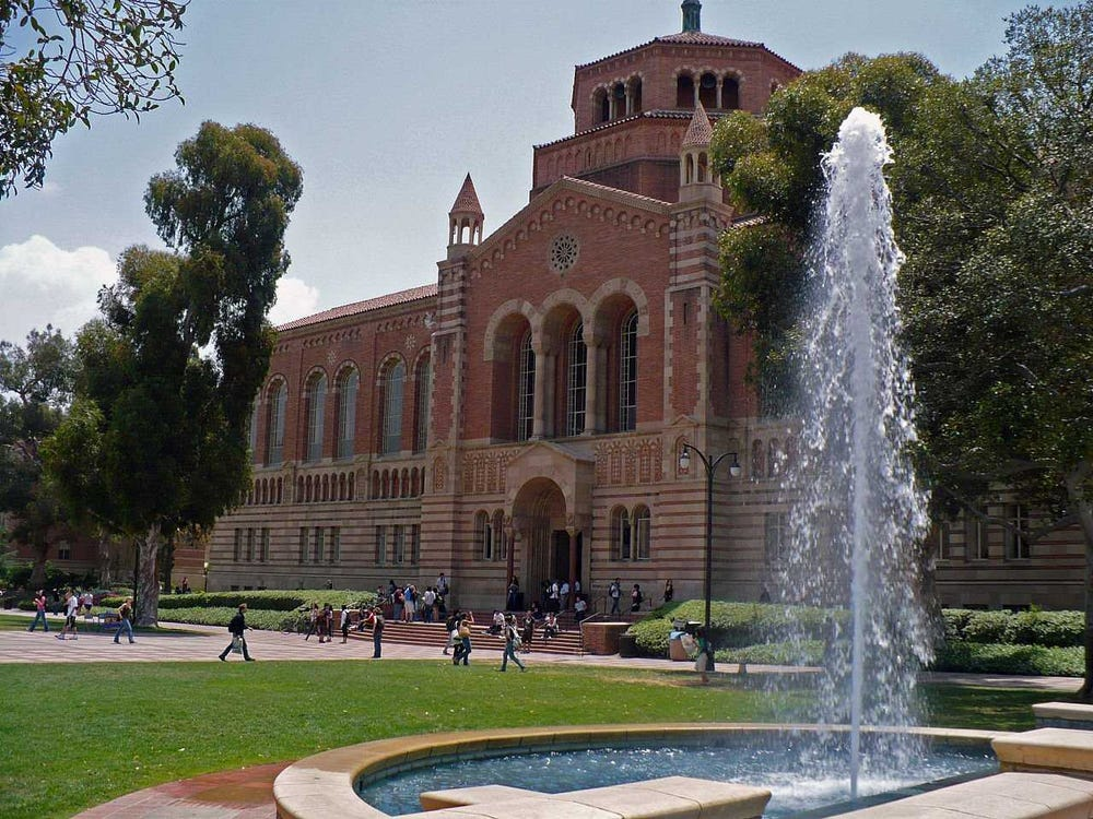 Features of the top colleges